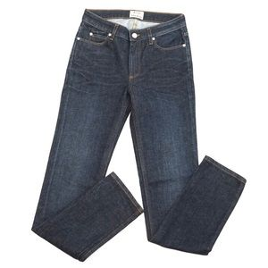 Acne Studios Coco Five Slim Straight Jeans